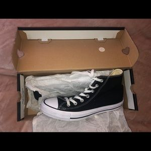 Converse Shoes - High-top converse all stars